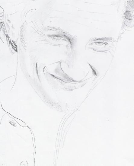 Sean Penn par Carine